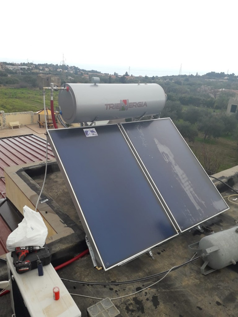 Solare termico