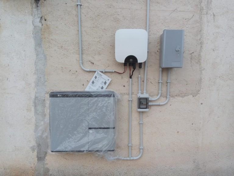 Fotovoltaico - inverter- installazione
