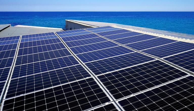Impianto Fotovoltaico Aziendale - Lido Vetrana