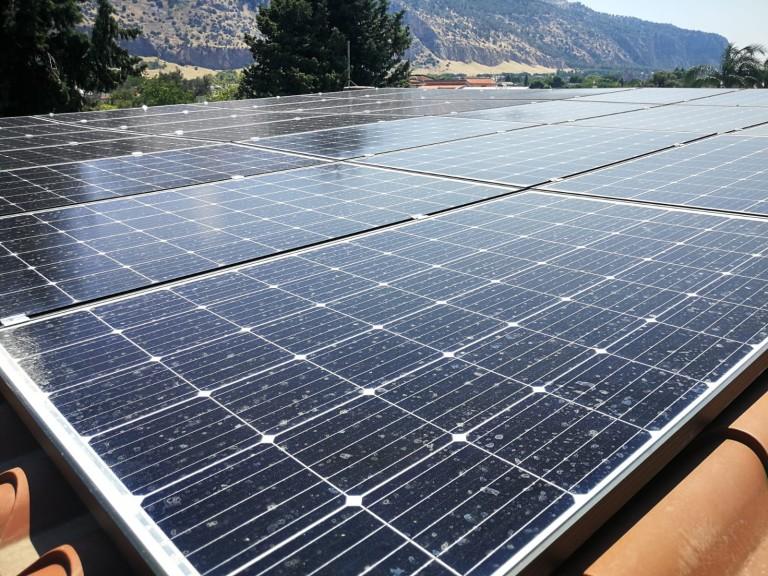 impianto da 10 kWp a Palermo