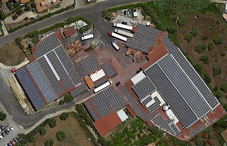 la_fonte_Impianto Fotovoltaico Aziendale