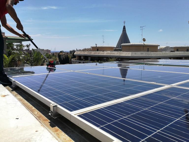 Fotovoltaico Residenziale -  Pulizia e manutenzione