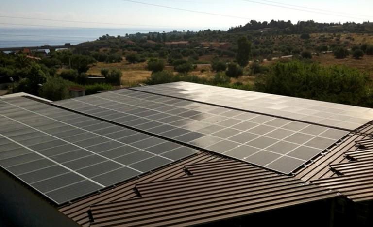 Impianto Fotovoltaico Aziendale